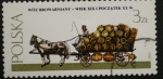 Sellos de Europa - Polonia -  woz browarniany
