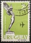 Sellos del Mundo : America : Uruguay :  correo aereo