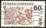 Sellos del Mundo : Europa : Checoslovaquia : KARELSVOLINSK