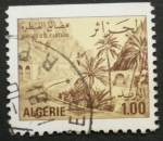 Sellos del Mundo : Africa : Argelia : gorges d'el kantara