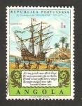 Sellos del Mundo : Africa : Angola : IV centº de las lusiadas de luis de camoens, poeta portugués
