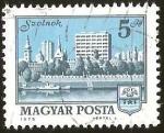 Sellos de Europa - Hungría -  SZOLNOK