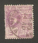 Sellos del Mundo : America : Guyana : Guyana británica - george V