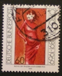 Sellos de Europa - Alemania -  otto dix