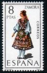 Sellos del Mundo : Europa : España : 1971 Zamora Edifil 2017