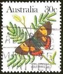 Sellos del Mundo : Oceania : Australia : CHLORINDA HIRSTREAK