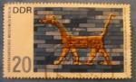 Sellos de Europa - Alemania -  vorderasiatisches museum zu berlin