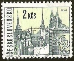 Sellos del Mundo : Europa : Checoslovaquia : BRNO