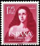 Sellos de Europa - España -  III Centenario de Ribera