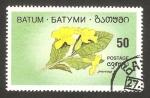 Sellos del Mundo : Asia : Georgia : batum - flor primvose