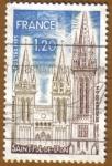 Sellos de Europa - Francia -  SAINT POL DE LEON