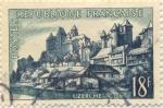 Sellos de Europa - Francia -  Uzerche Correze