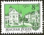 Sellos de Europa - Hungría -  VAC