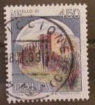 Sellos del Mundo : Europa : Italia :  castello di bosa