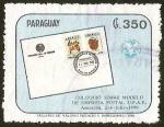 Sellos del Mundo : America : Paraguay : COLOQUIO SOBRE MODELO DE LA EMPRESA POSTAL U.P.A.E