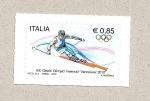 Sellos de Europa - Italia -  Juegos Olímpicos Invierno, Vancouver