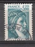 Sellos de Europa - Francia -  Sabina de Gandon