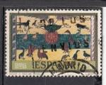 Sellos de Europa - España -  E2284 CÓDICES: Seo de Urgell (94)