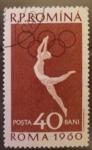 Sellos de Europa - Rumania -  roma 1960