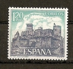 Sellos de Europa - España -  Castillos de España.