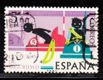 Sellos de Europa - España -  E2314 SEGURIDAD VIAL (114)