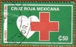 Sellos del Mundo : America : México : Cruz Roja Mexicana