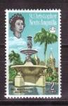 Sellos del Mundo : America : San_Cristóbal_y_Nevis : Motivos locales