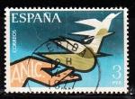 Sellos de Europa - España -  E2378 ASOCIACION INVÁLIDOS CIVILES (135)