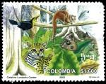 Sellos de America - Colombia -  EMISION POSTAL SERIE AMÉRICA UPAEP 2003
