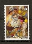 Sellos de Europa - España -  El Circo.