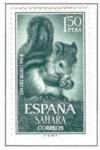 Sellos del Mundo : Europa : España : SAHARA EDIFIL 238 (11 SELLOS )INTERCAMBIO