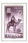 Sellos de Europa - España -  SAHARA EDIFIL 228 ( 6 SELLOS )INTERCAMBIO