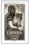 Sellos del Mundo : Europa : España :  SAHARA EDIFIL 236 (7 SELLOS )INTERCAMBIO
