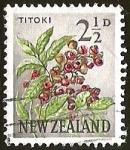 Sellos de Oceania - Nueva Zelanda -  TITOKI