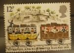 Sellos de Europa - Reino Unido -  liverpool and manchester railway 1830