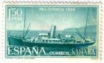 Sellos de Europa - España -  SAHARA EDIFIl 251 (14 SELLOS )INTERCAMBIO