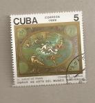 Sellos de America - Cuba -  El juicio de Paris