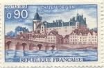 Sellos de Europa - Francia -  Chateau de Gien