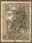 Sellos del Mundo : Europa : Portugal : 1ª Dinastia Reyes Portugal ALFONSO IV