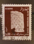 Sellos del Mundo : Africa : Argelia : stuc sedrata