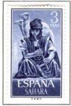 Sellos de Europa - España -  SAHARA  EDIFIL 234  (1 SELLO)