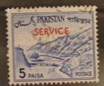 Sellos de Asia - Pakistán -