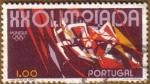 Sellos del Mundo : Europa : Portugal : XX Olimpiada MUNICH 1972