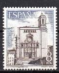 Sellos de Europa - España -  E2528 Catedral de Gerona  (218)