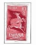 Sellos de Europa - España -  SAHARA EDIFIL 190 (7 SELLOS)INTERCAMBIO