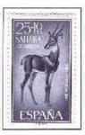 Sellos de Europa - España -  SAHARA EDIFIL 191 (16 SELLOS)INTERCAMBIO
