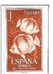 Sellos del Mundo : Europa : España :  SAHARA EDIFIL 211 (19 SELLOS)INTERCAMBIO