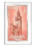 Sellos de Europa - España -  SAHARA EDIFIL 216 (17 SELLOS)INTERCAMBIO