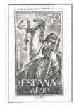 Sellos del Mundo : Europa : España :  SAHARA EDIFIL 218 (25 SELLOS )INTERCAMBIO