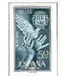 Sellos del Mundo : Europa : España :  SAHARA EDIFIL 220 (14 SELLOS )INTERCAMBIO